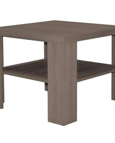 Konferenčný stolík Mati I farba hľúzovka
