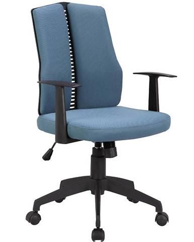 Kancelárská stolička CX1126MB modrá