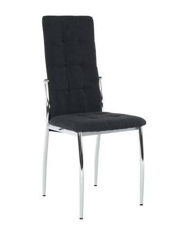 Adora New jedálenská stolička čierna