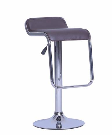 Ilana barová stolička hnedá