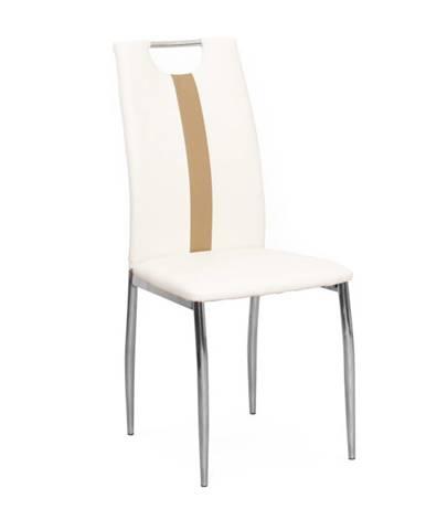 Signa jedálenská stolička biela