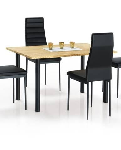 Adonis 2 jedálenský stôl dub zlatý