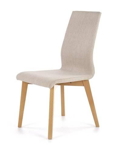 Focus jedálenská stolička dub medový