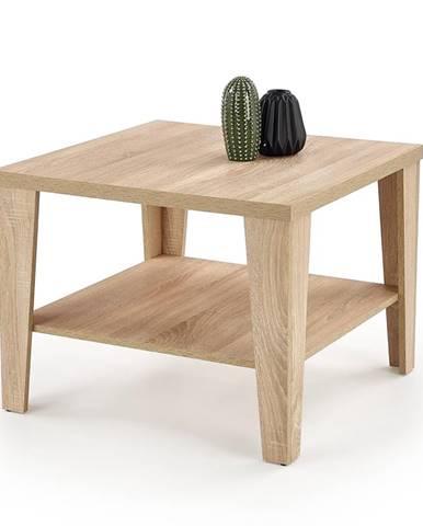 Manta Kwadrat konferenčný stolík dub sonoma