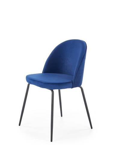 K314 jedálenská stolička granátová