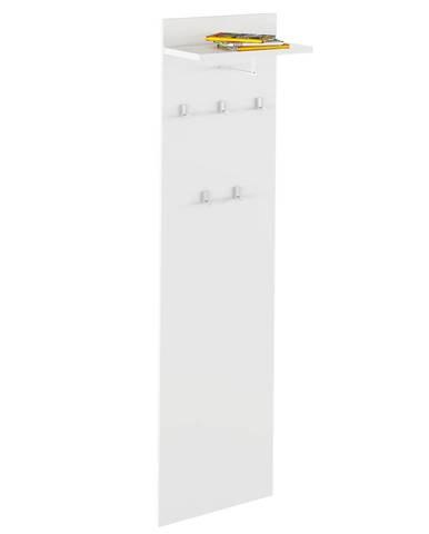 Rioma Typ 19 vešiaková stena biela