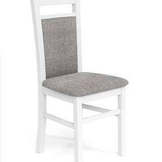 Gerard 2 jedálenská stolička biela
