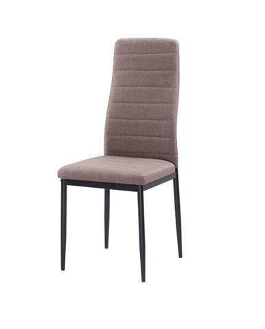 Coleta Nova jedálenská stolička hnedá