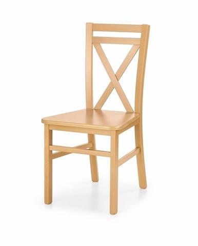Dariusz 2 jedálenská stolička dub medový