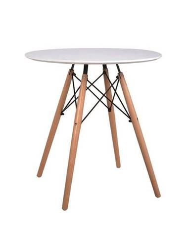 Gamin New okrúhly jedálenský stôl biela