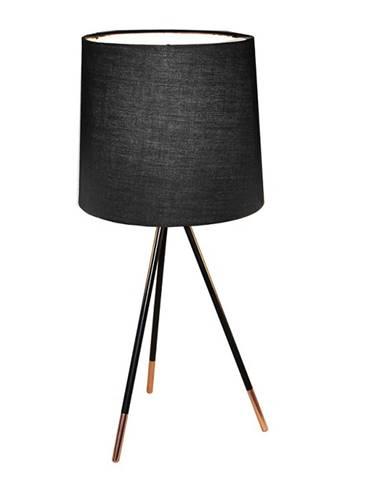 Jade Typ 4 stolná lampa čierna