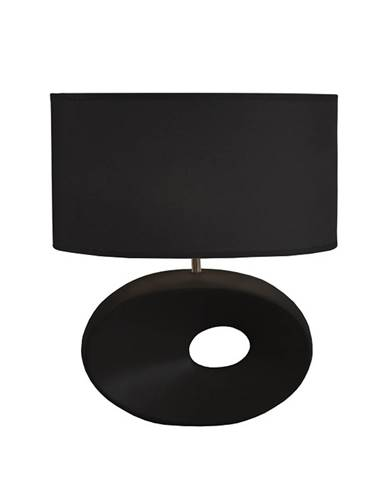 Qenny Typ 10 stolná lampa čierna
