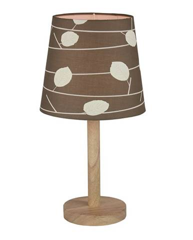 Qenny Typ 6 stolná lampa prírodná