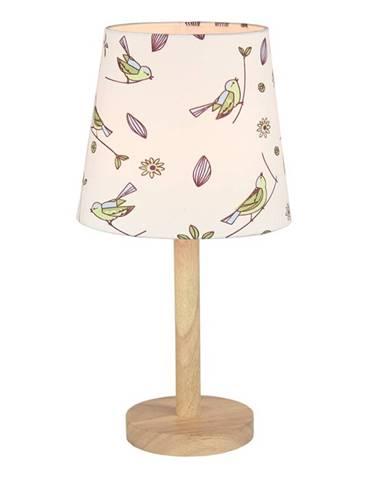 Qenny Typ 7 stolná lampa prírodná