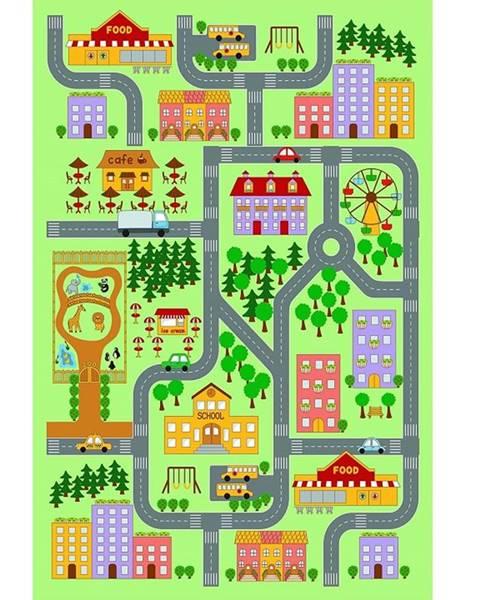 Tempo Kondela Ebel koberec 130x200 cm kombinácia farieb