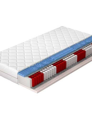 Amateo 180 obojstranný taštičkový matrac latex