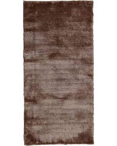Annag koberec 140x200 cm svetlohnedý