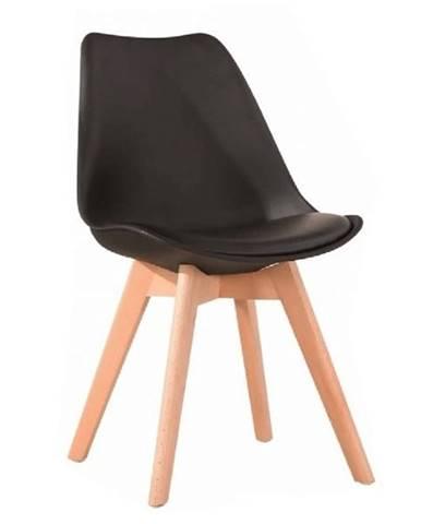 Bali 2 New jedálenská stolička čierna