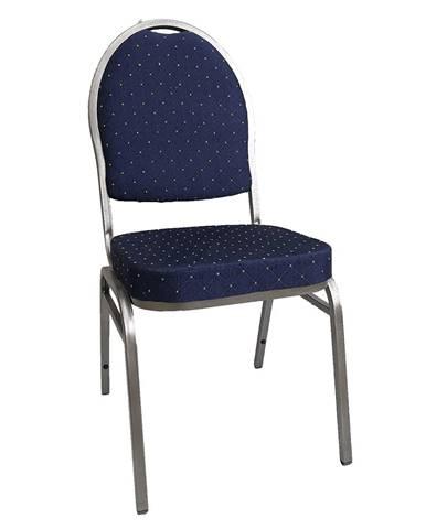 Jeff 3 New konferenčná stolička modrá