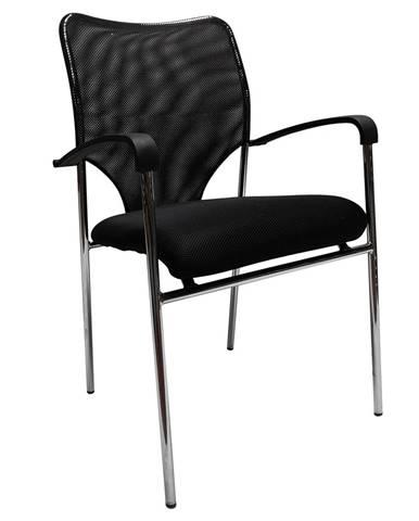 Umut konferenčná stolička čierna