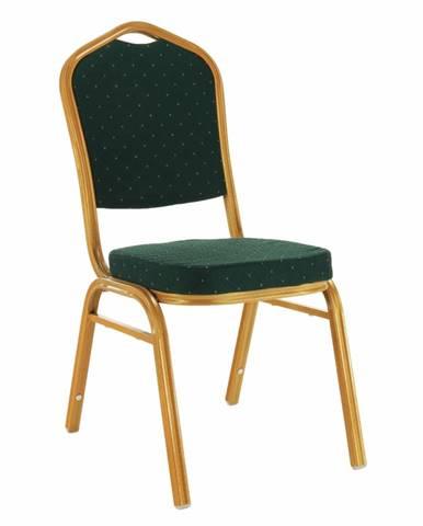Zina 3 New konferenčná stolička zelená