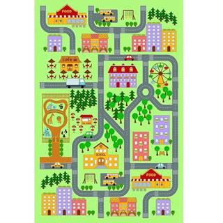 Ebel koberec 130x200 cm kombinácia farieb