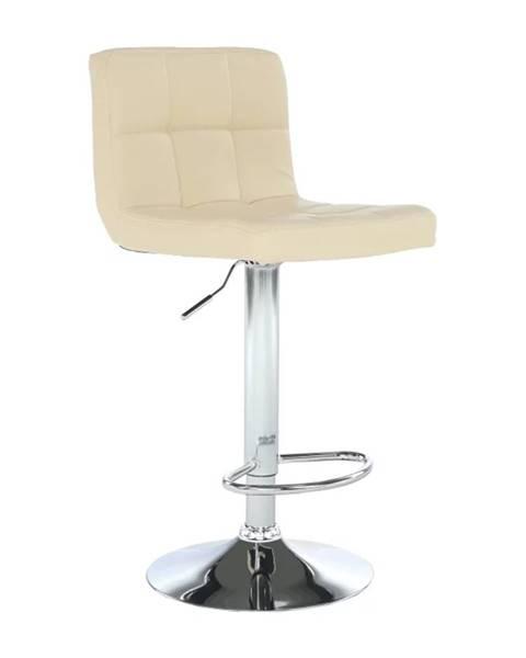 Kondela Kandy New barová stolička béžová