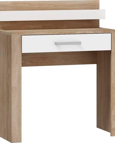 Viki VIK-15 toaletný stolík sonoma svetlá