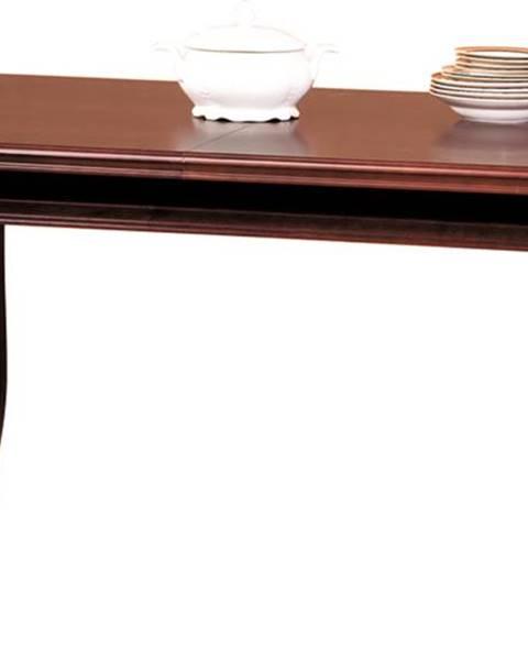 TARANKO Wersal ZB-5 rustikálny rozkladací jedálenský stôl toffi
