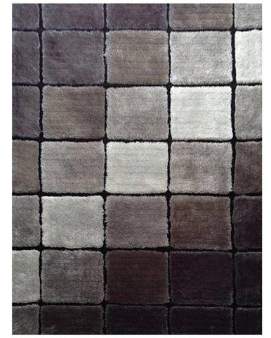 Ludvig Typ 2 koberec 200x300 cm sivá