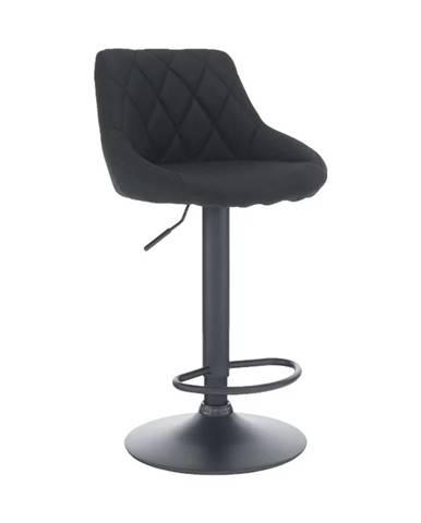 Terkan barová stolička čierna