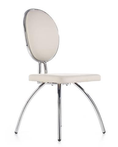 K297 jedálenská stolička svetlosivá