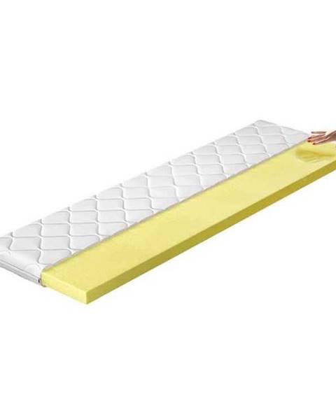 NABBI Vitano 80 obojstranný penový matrac (topper) pamäťová pena