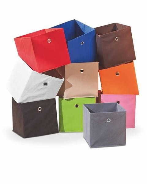 Halmar Winny skladací úložný box hnedá