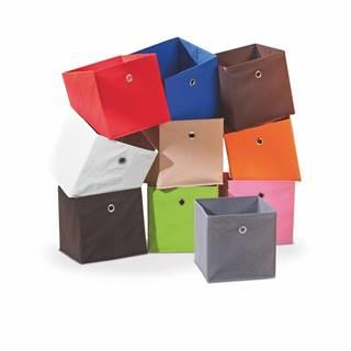 Winny skladací úložný box hnedá