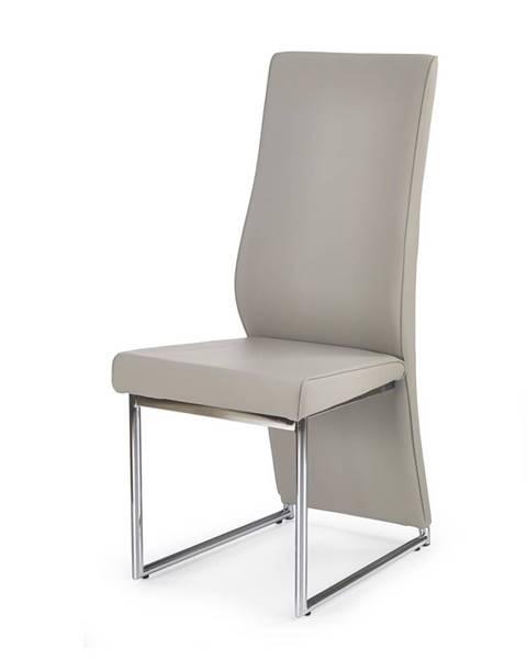 Halmar K213 jedálenská stolička cappuccino