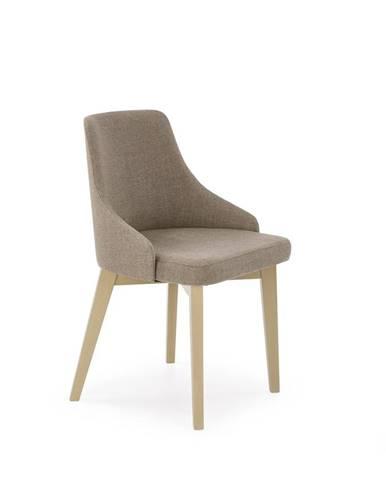 Toledo jedálenská stolička dub sonoma