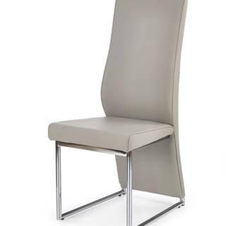 K213 jedálenská stolička cappuccino