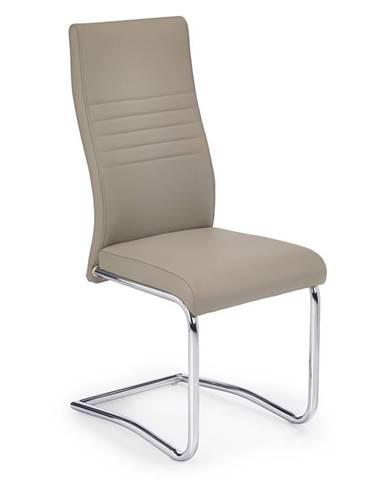 K183 jedálenská stolička cappuccino