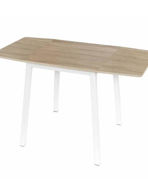 Tempo Kondela Mauro rozkladací jedálenský stôl dub sonoma