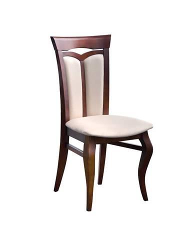 Milano MI-2 jedálenská stolička mahagón