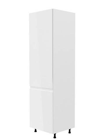 Aurora D60R L potravinová skriňa biela