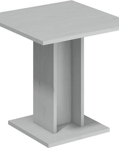 Bond BON-04 jedálenský stôl craft biely