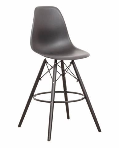 Carbry New barová stolička čierna