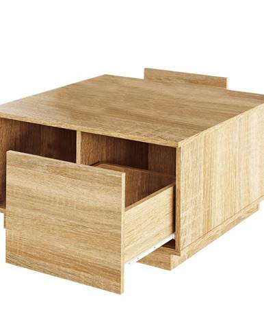 Dalan konferenčný stolík dub sonoma