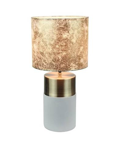 Qenny Typ 18 stolná lampa hnedá