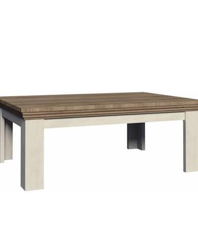 Royal LN2 konferenčný stolík biela sosna nordická