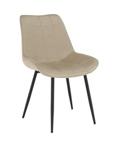 Sarin jedálenská stolička béžová