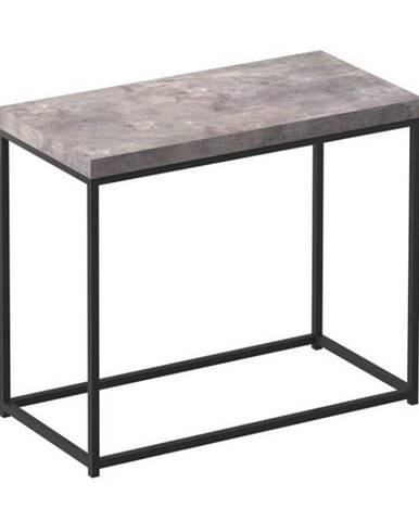 Tender príručný stolík čierna