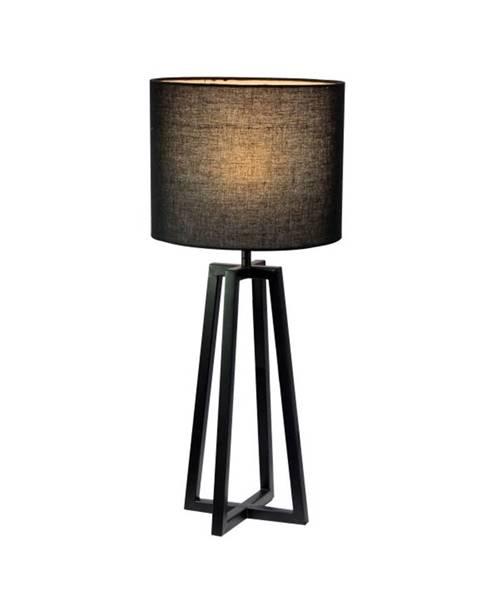 Tempo Kondela Qenny Typ 15 stolná lampa čierna